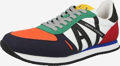 ARMANI EXCHANGE Sneaker in mischfarben, Produktansicht