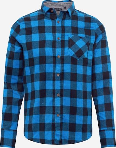 BRAVE SOUL Košulja 'Jack' u plava / crna: Prednji pogled