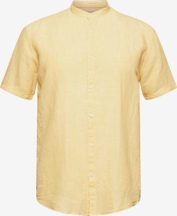 ESPRIT Hemd in Gelb