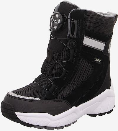 SUPERFIT Stiefel  'Culusuk 2.0' in schwarz / weiß, Produktansicht