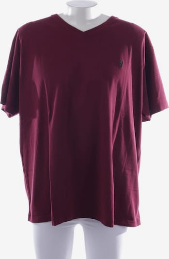 POLO RALPH LAUREN T-Shirt in XXL in bordeaux, Produktansicht