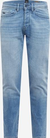 Jean 'Taber' BOSS Casual en bleu