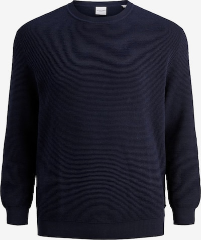 Jack & Jones Plus Pullover 'Liam' in marine, Produktansicht