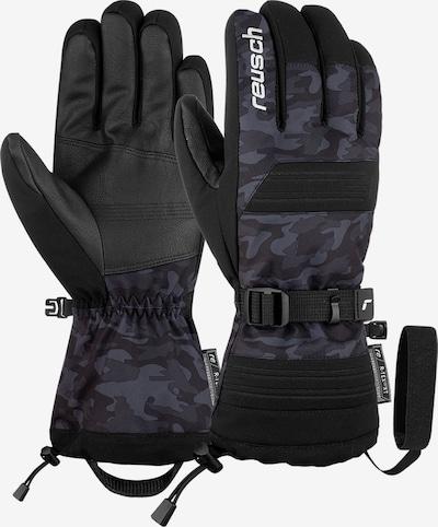 REUSCH Fingerhandschuhe 'Couloir R-TEX® XT' in dunkelgrau, Produktansicht