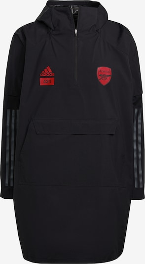 ADIDAS PERFORMANCE Athletic Jacket in Blood red / Black, Item view
