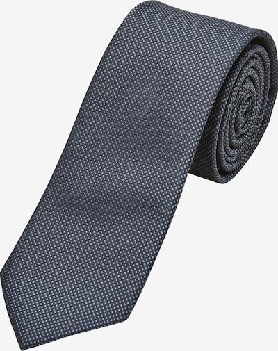 s.Oliver Stropdas in de kleur Donkerblauw, Productweergave