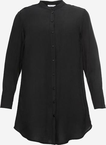 SHEEGO Μπλούζα σε μαύρο