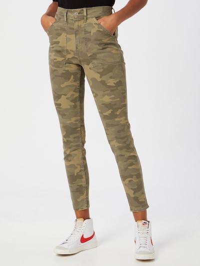 Jeans GAP pe gri / kaki / oliv / verde închis, Vizualizare model