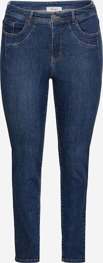 SHEEGO Jeansy w kolorze ciemny niebieskim, Podgląd produktu