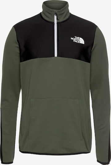 THE NORTH FACE Sweater in Khaki, Item view