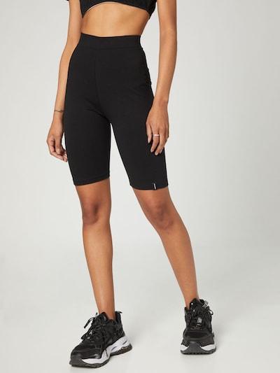 VIERVIER Leggings 'Ida' in schwarz, Modelansicht
