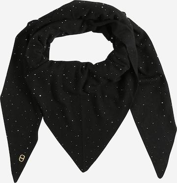 Twinset Tuch in Schwarz