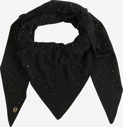 Twinset Masque en tissu en noir / argent, Vue avec produit