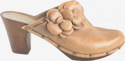 Görtz Clog Sandalen in 40 in braun, Produktansicht