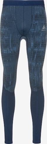 ODLO Sportunterhose in Blau
