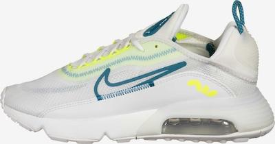 Nike Sportswear Tenisky 'Air Max 2090' - žlutá / petrolejová / bílá, Produkt