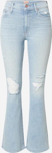 MOTHER Jeans 'THE WEEKENDER' in blue denim, Produktansicht