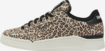 Reebok Classics Sneakers in Brown