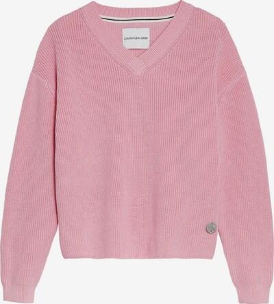 Calvin Klein Jeans Pullover in pink / pastellpink, Produktansicht