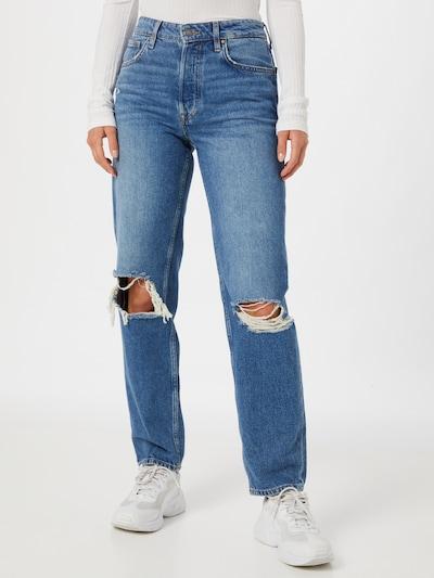 JDY Jeans 'BINE' in blue denim, Modelansicht