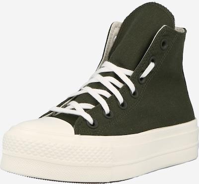 Sneaker înalt 'CTAS LIFT' CONVERSE pe verde pin, Vizualizare produs