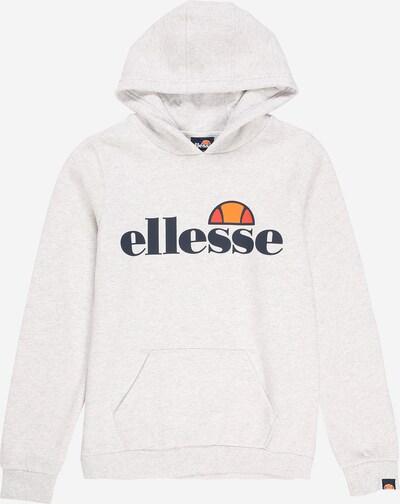ELLESSE Sweatshirt 'Jero' in weißmeliert, Produktansicht