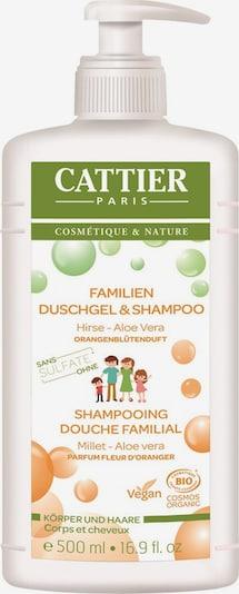 Cattier Duschgel & Shampoo in weiß, Produktansicht