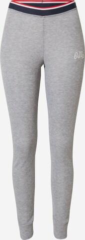 Pantaloncini intimi sportivi di ODLO in grigio