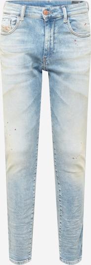 Jeans DIESEL di colore blu denim, Visualizzazione prodotti