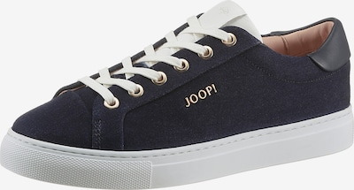 JOOP! Sneaker in dunkelblau / rosegold / schwarz, Produktansicht