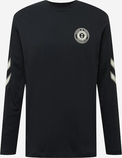 hummel hive Sportshirt 'Daniel' in nachtblau / weiß, Produktansicht
