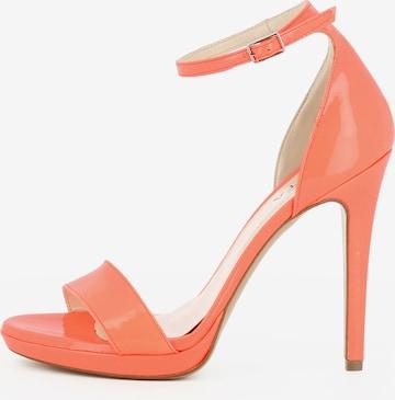 EVITA Damen Sandalette EVA in Orange