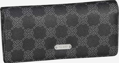 Picard Portemonnaie ' Euphoria ' in grau / schwarz, Produktansicht