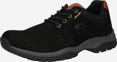 CAMEL ACTIVE Αθλητικό παπούτσι με κορδόνια 'Bud' σε καφέ / μαύρο, Άποψη προϊόντος