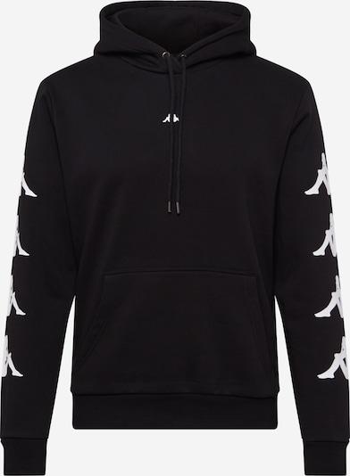 KAPPA Bluzka sportowa 'Hasti' w kolorze czarny / białym, Podgląd produktu