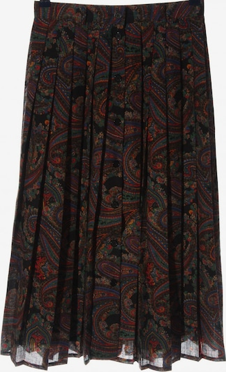 GERRY WEBER Skirt in M in Blue / Red / Black, Item view