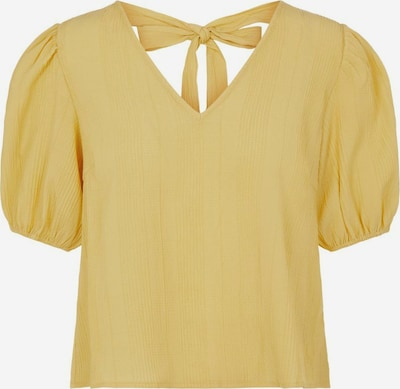 OBJECT Bluse in gelb, Produktansicht