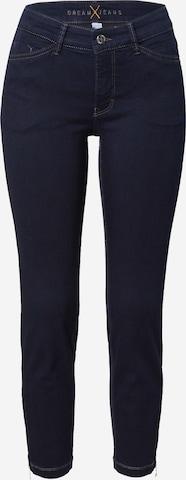 MAC Jeans 'Dream Chic' in Blue