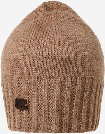 chillouts Müts 'Maurice', värv pruun