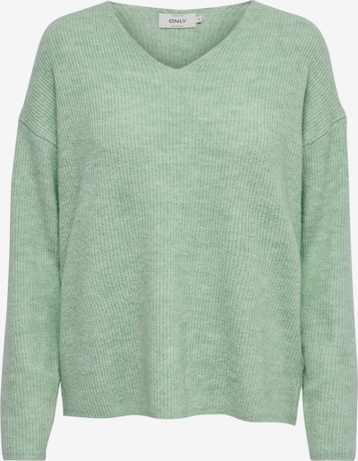 ONLY Pullover 'Camilla' in mint, Produktansicht