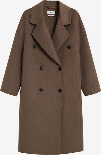 MANGO Płaszcz przejściowy w kolorze brązowym, Podgląd produktu