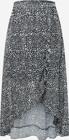 Z-One Falda 'Allison' en negro / blanco, Vista del producto