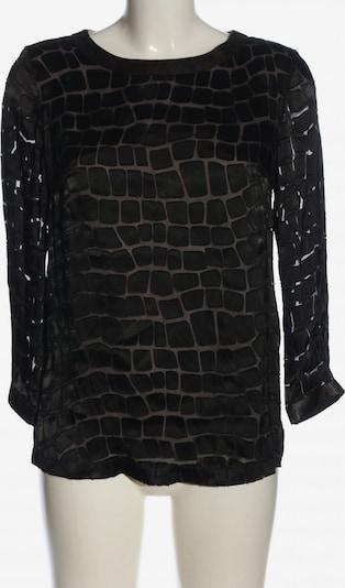 SAND COPENHAGEN Langarm-Bluse in XS in schwarz, Produktansicht