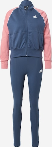 ADIDAS PERFORMANCE Tracksuit in Blue