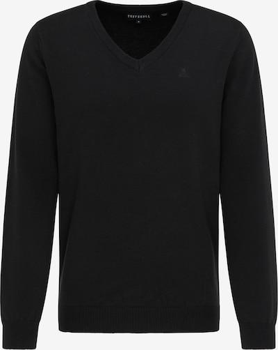 TUFFSKULL Pullover in schwarz, Produktansicht