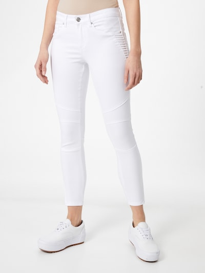 ONLY Jeans 'ROYAL' in weiß, Modelansicht