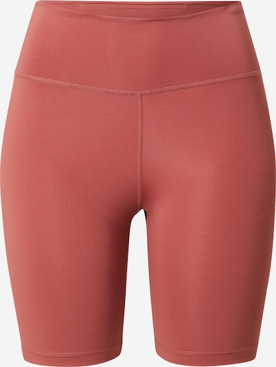 NIKE Sportsbukser i pitaya / sort / hvid, Produktvisning