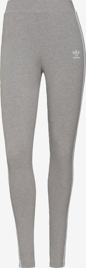 ADIDAS ORIGINALS Pajkice | pegasto siva / bela barva, Prikaz izdelka