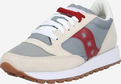 saucony Sportovní boty 'Jazz' - krémová / šedá / tmavě červená, Produkt