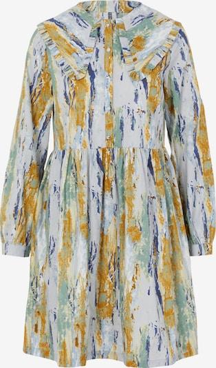 PIECES Dress in Blue / Pastel blue / Brown / Mint, Item view